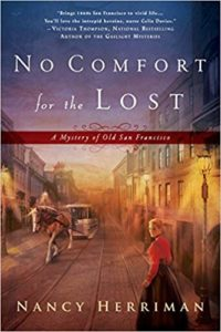 Book Review: No Comfort for the Lost by Nancy Herriman