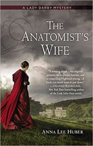 Book Review: the Anatomist's Wife by Anna Lee Huber