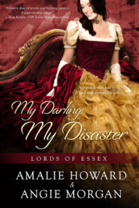 Interview with Amalie Howard & Angie Morgan, Authors of My Darling, My Disaster