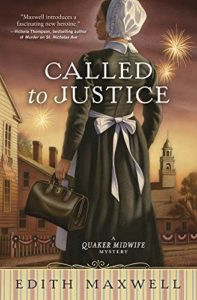 Book Review - Called to Justice by Edith Maxwell