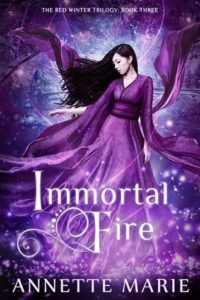 Guest Post by Annette Marie, Author of Immortal Fire