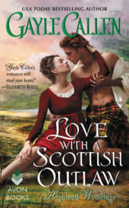 Interview with Gayle Callen, Author of Love With A Scottish Outlaw