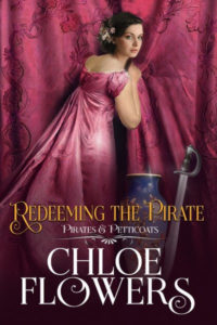 Interview With Chloe Flowers, Author of Redeeming the Pirate