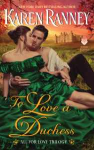 To Love a Duchess by Karen Ranney