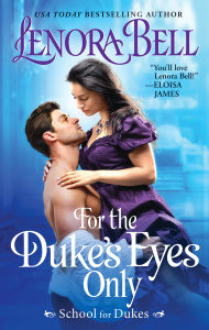 Interview with Lenora Bell, Author of For the Dukes Eyes Only