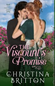 Interview With Christina Britton, Author of The Viscount's Promise