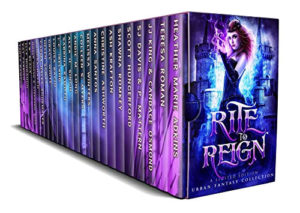 Guest Post - Behind the Story by Andie M. Long
