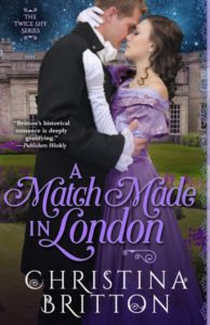 Interview with Christina Britton, Author of A Match Made in London
